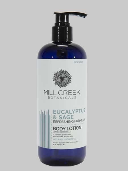 Mill Creek Eucalyptus & Sage Lotion