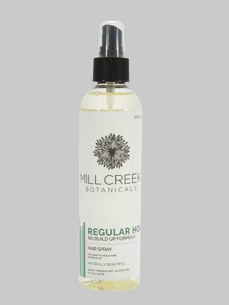 Mill Creek Hair Spray Regular Hold