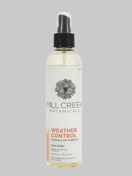 Mill Creek Hair Spray Weather Control
