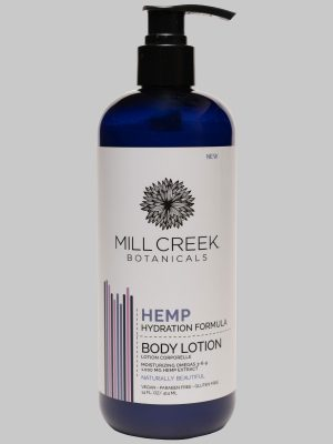 Mill Creek Hemp Lotion 14 oz
