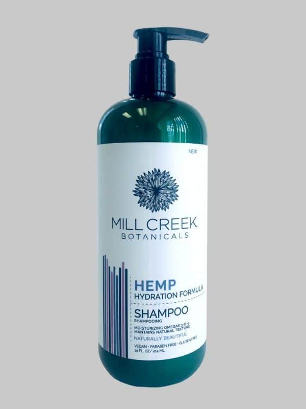 Mill Creek Hemp Shampoo 14 oz