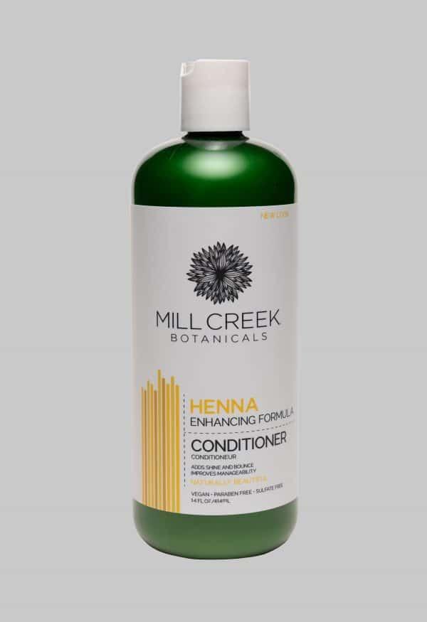 Mill Creek Henna Conditioner 14 oz