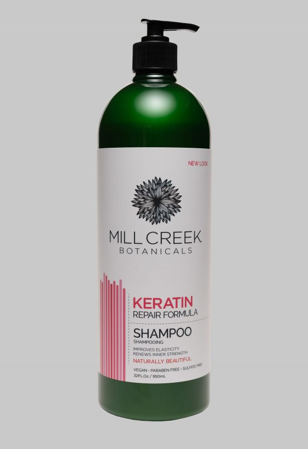 Mill Creek Keratin Shampoo 32 oz