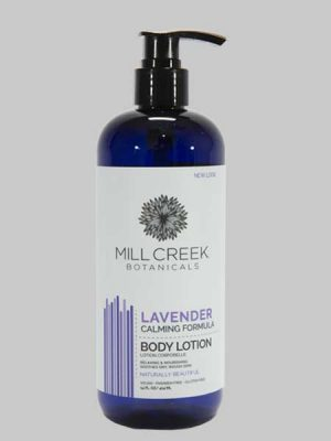 Mill Creek Lavender lotion 14 oz