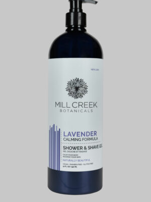MC Shower gel lavender 32 oz