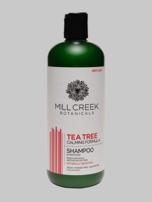 Mill Creek Tea Tree Shampoo 14 oz