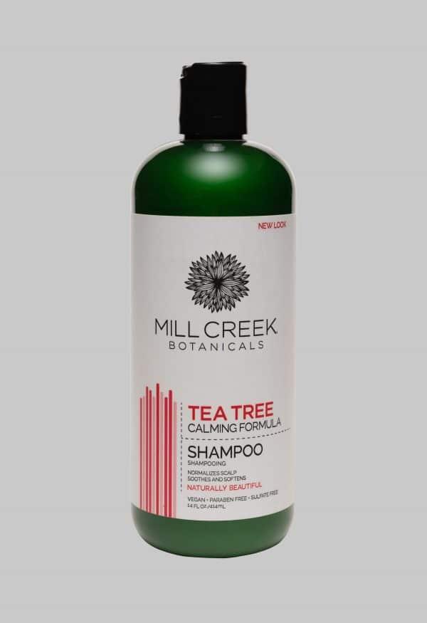 Mill Creek Tea Tree Shampoo 14 oz