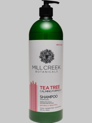 Mill Creek Tea Tree Shampoo 32 oz