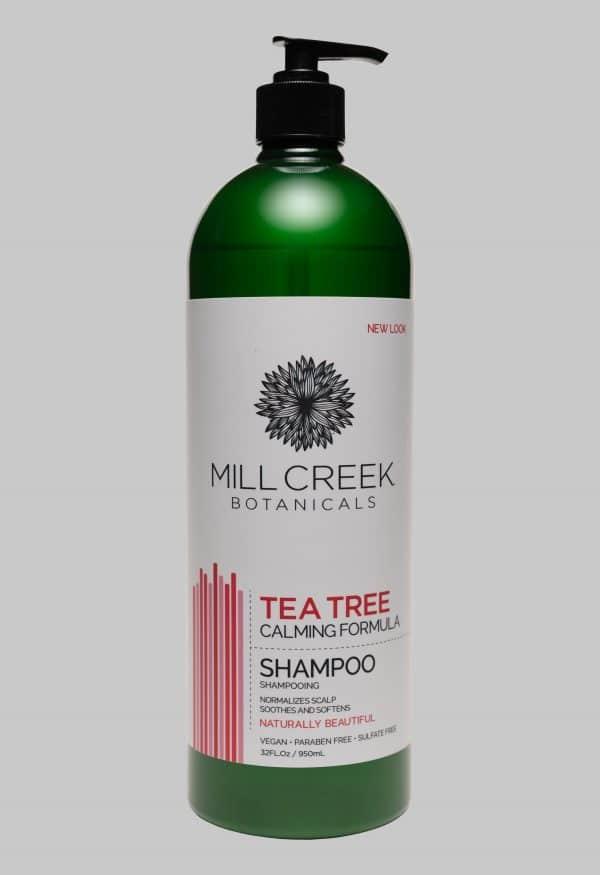 Mill Creek Tea Tree Shampoo 32 oz
