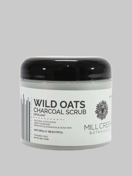 Mill Creek Wild Oats Scrub Charcoal