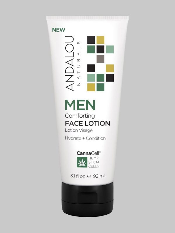 Andalou Naturals MEN Face Lotion