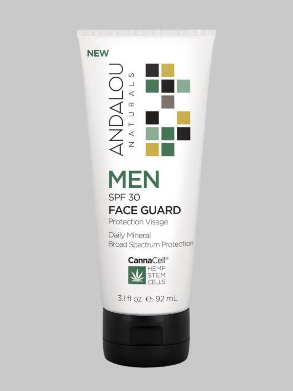 Andalou Naturals MEN SPF 30 Face Guard