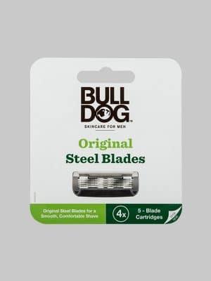 Bulldog Original Steel Blades