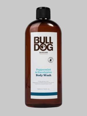 Bulldog Peppermint & Eucalyptus Body Wash