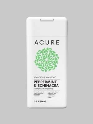 Acure Vivacious Volume Peppermint & Echinacea Shampoo