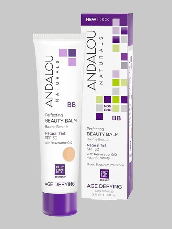 Andalou Naturals Perfecting Beauty Balm Natural Tint SPF 30