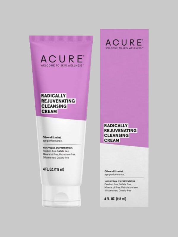 Acure Radically Rejuvenating Cleansing Cream