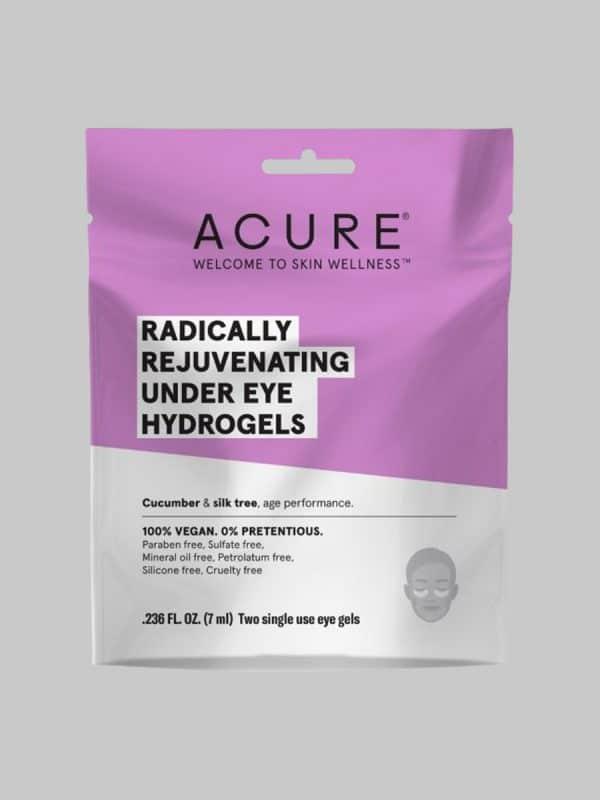 Acure Radically Rejuvenating Under Eye Hydrogels
