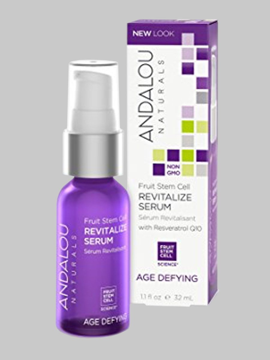Andalou Naturals Fruit Stem Cell Revitalize Serum Beauty Universe