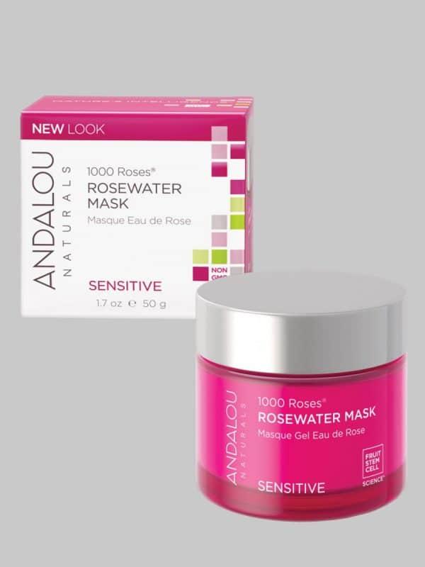 Andalou Naturals 1000 Roses Rosewater Mask