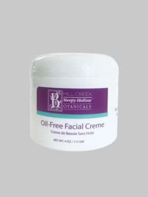Sleepy Hollow Oil-Free Facial Creme