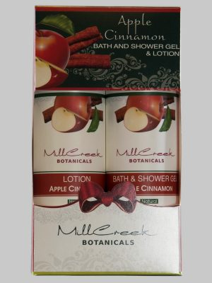 Mill Creek Apple Cinnamon Bodywash & Lotion