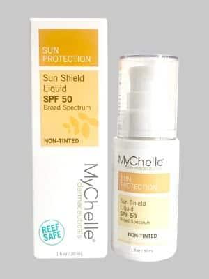 MyChelle Sun Shield Liquid SPF 50 Non-Tinted