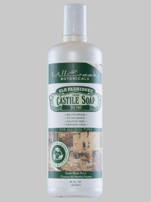 Mill Creek Castile Soap Tea Tree