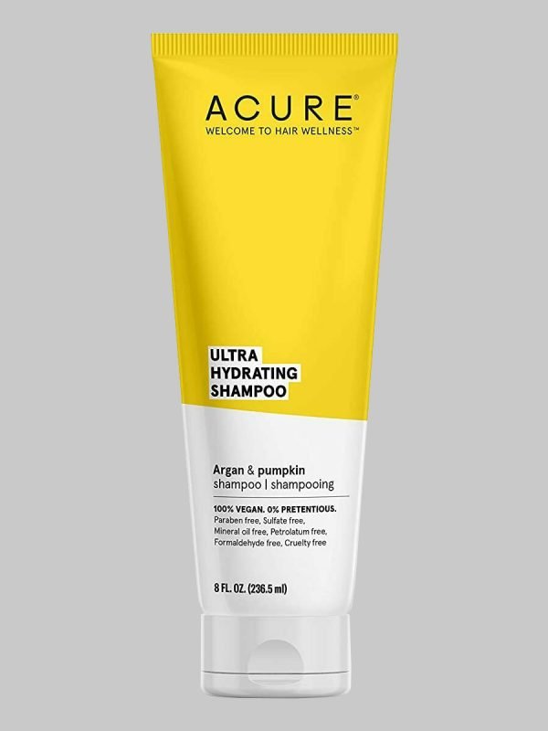 Acure Ultra Hydrating Argan & Pumpkin Conditioner 8 oz