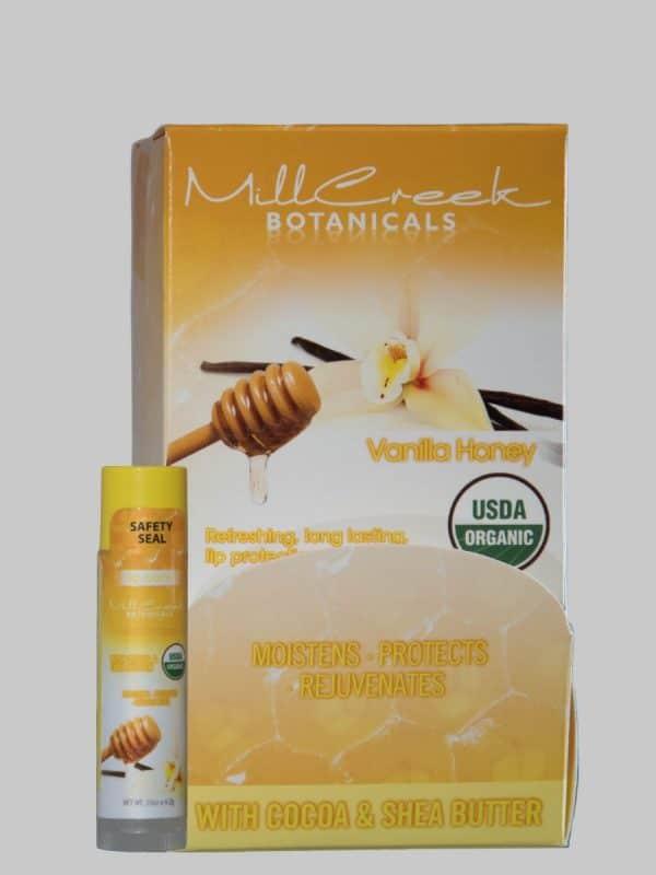 Mill Creek Vanilla Honey Lip Balm