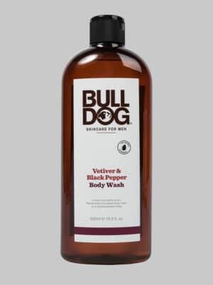 Bulldog Vetiver & Black Pepper Body Wash