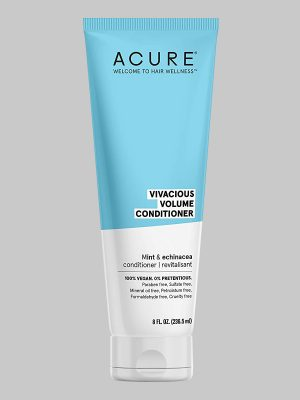 Acure Vivacious Volume Peppermint & Echinacea Conditioner 8 oz
