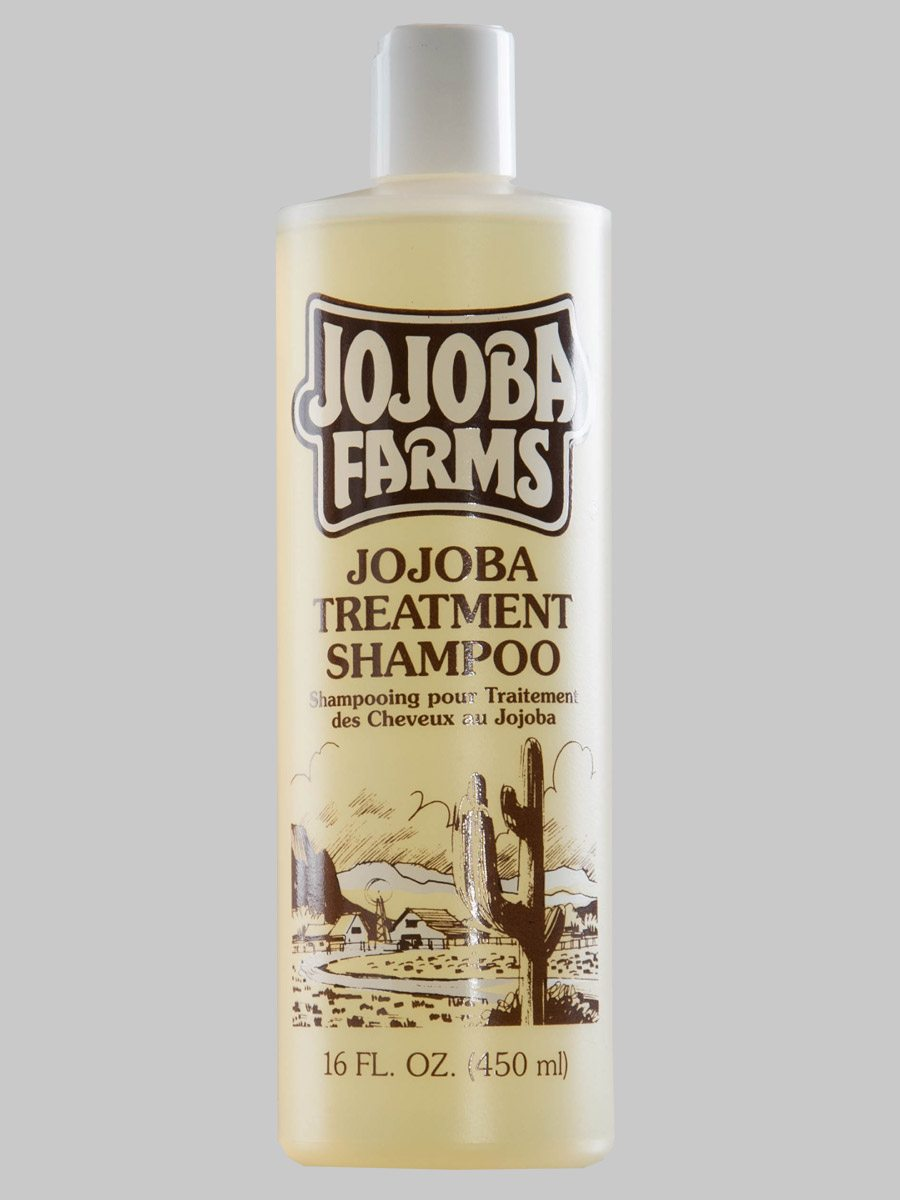 Jojoba Farms Treatment Shampoo